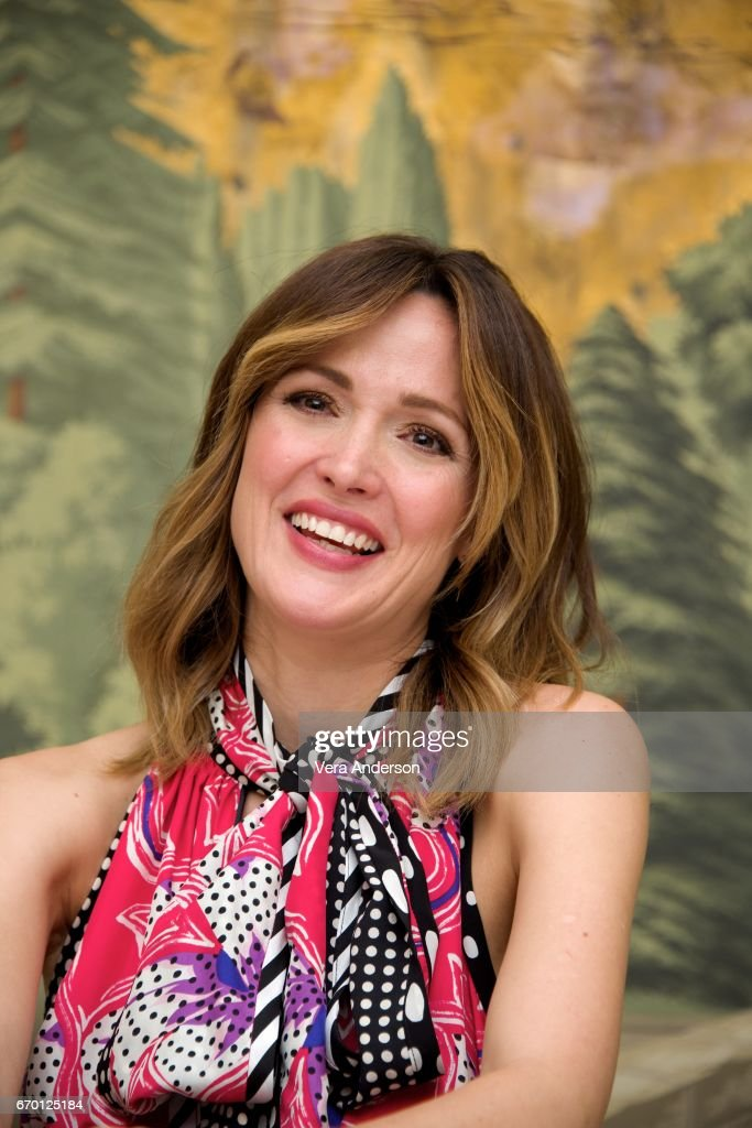 Rose Byrne at 'The Immortal Life of Henrietta Lacks' Press Conference at the London Hotel on April 18, 2017 in New York City.