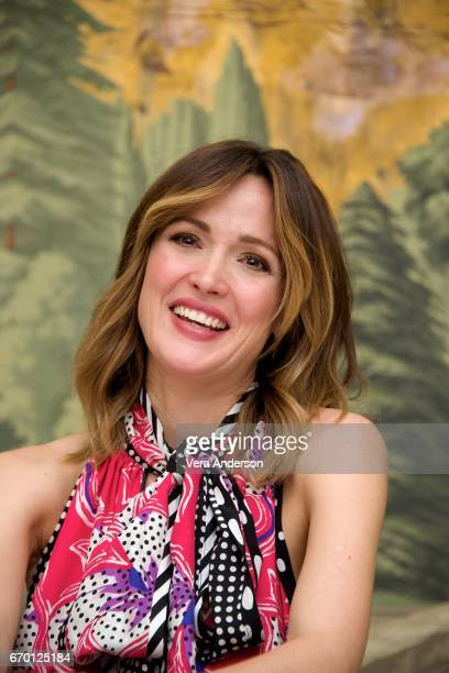 Rose Byrne at 'The Immortal Life of Henrietta Lacks' Press Conference at the London Hotel on April 18 2017 in New York City
