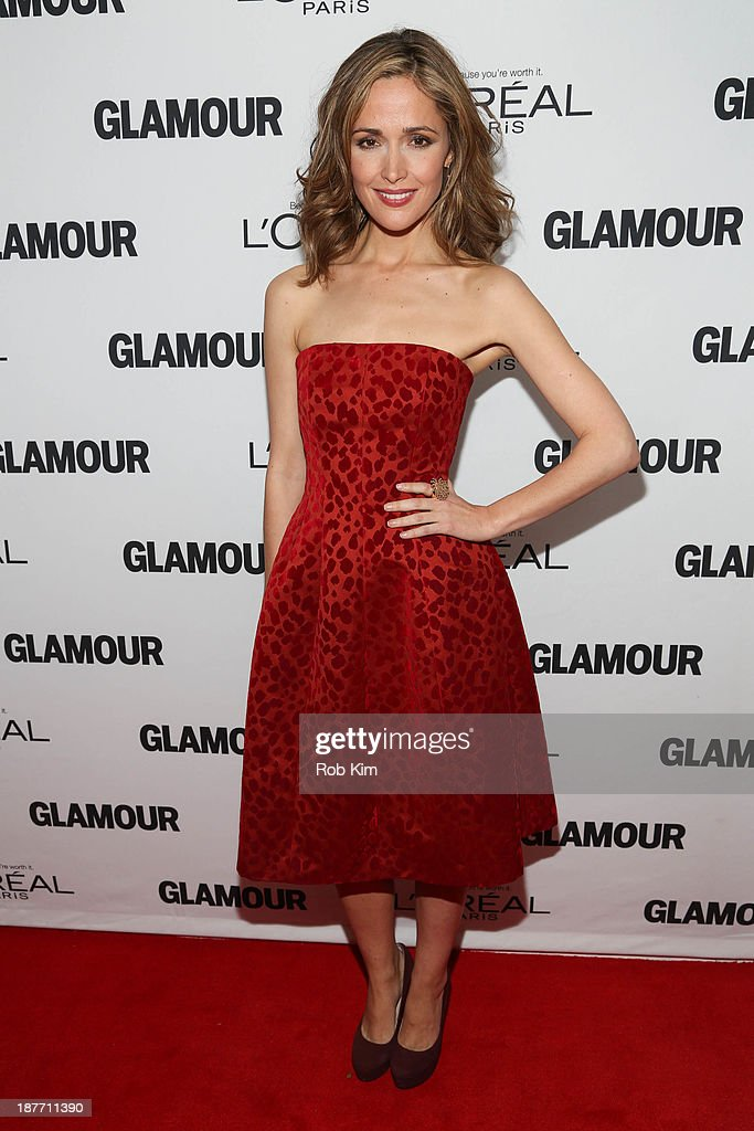 <a gi-track='captionPersonalityLinkClicked' href=/galleries/search?phrase=Rose+Byrne&family=editorial&specificpeople=206670 ng-click='$event.stopPropagation()'>Rose Byrne</a> attends the Glamour Magazine 23rd annual Women Of The Year gala on November 11, 2013 in New York, United States.