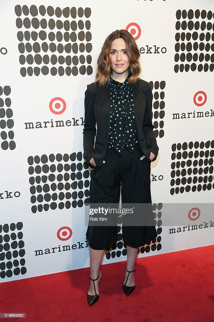 marimekko norge beautiful actress olivia wilde attends marimekko for target launch at the high. Black Bedroom Furniture Sets. Home Design Ideas