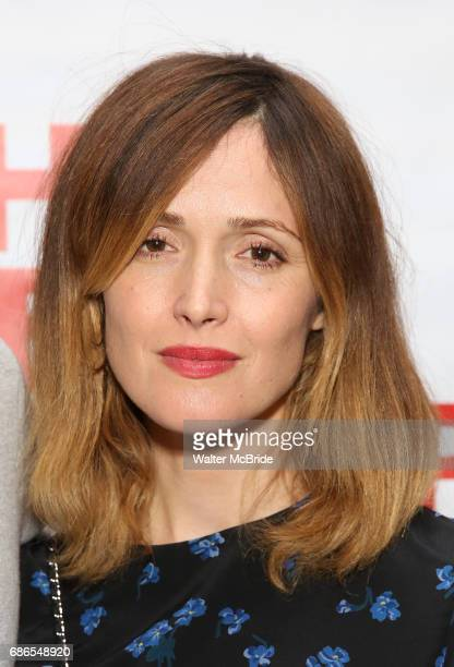 Rose Byrne attends the The New Group World Premiere of Hamish Linklater's 'The Whirligig' at Green Fig's Social Drink and Food Club Terrace on May 21...