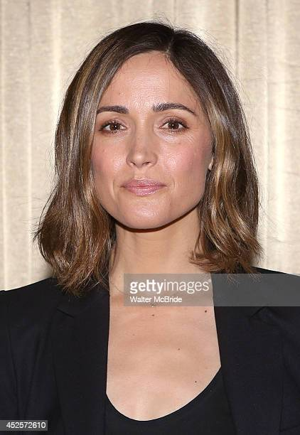 Rose Byrne attends the 'You Can't Take It With You' press preview at The New 42nd Street Studios on July 23 2014 in New York City