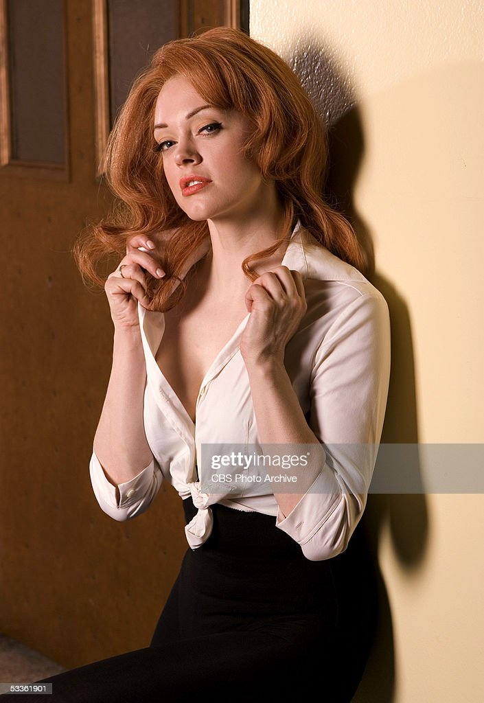 Rose McGowan stars as Ann-Margret one of Elvis Presley's love interests, in ELVIS, a four-hour mini-series which will be broadcast as the 'CBS Sunday Movie,' Sunday, May 8 (9:00-11:00 p.m. ET/PT) and Wednesday, May 11 (8:00-10:00 p.m. ET/PT) on the CBS Television Network.