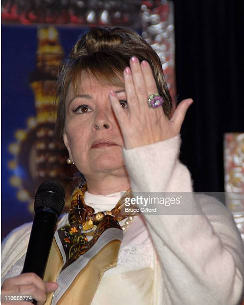 Roseanne Barr during Louie Anderson Celebrates His OneYear Anniversary With Comedian Friends April 23 2007 at Excalibur Hotel and Casino in Las Vegas...