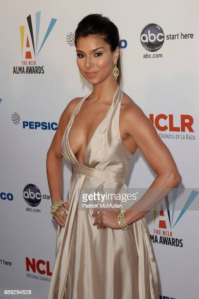 Roselyn Sanchez attends 2009 ALMA AWARDS at Royce Hall on September 17 2009