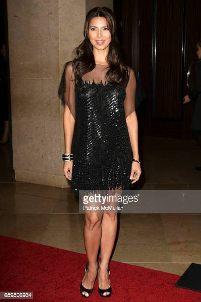 Roselyn Sanchez attends Operation Smile's 8th Annual Smile Gala at The Beverly Hilton Hotel on October 2 2009 in Beverly Hills CA
