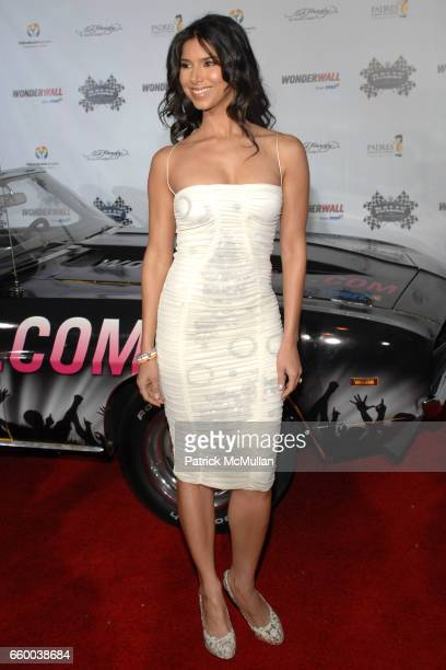Roselyn Sanchez attends Rally for Kids with Cancer Presented by Wonderwall from MSN at The Hollywood Roosevelt Hotel on May 1 2009 in Hollywood...