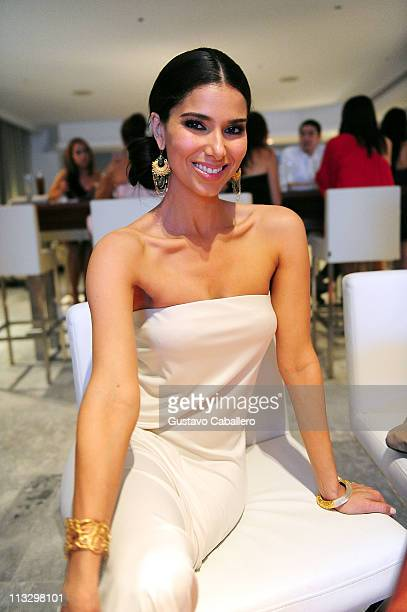 Roselyn Sanchez attends the 2nd Annual Roselyn Sanchez Triathlon For Life Day 2 on April 30 2011 in San Juan Puerto Rico