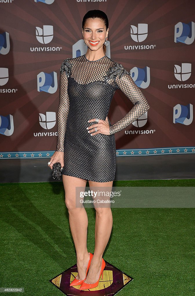 Roselyn Sanchez attends The BankUnited Center on July 17, 2014 in Coral Gables, Florida.