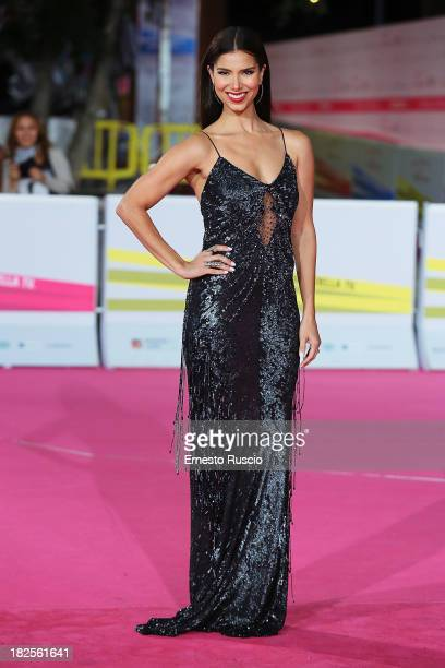 Roselyn Sanchez attends the 'Devious Maids' premiere during the Roma Fiction Fest 2013 on September 30 2013 in Rome Italy
