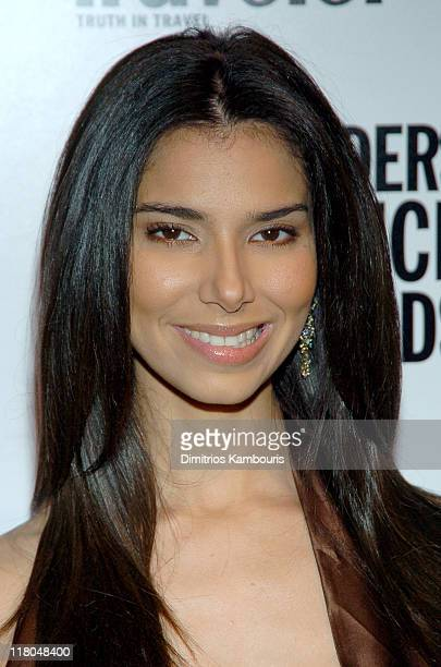Roselyn Sanchez during Conde Nast Traveler 17th Annual Readers Choice Awards at Jazz Lincoln Center Time Warner Center in New York City New York...