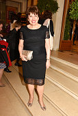 Roselyne Bachelot attends 22th Amnesty International France Gala at Theatre des Champs Elysees on June 28 2016 in Paris France