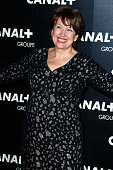 Roselyne Bachelot attends the 'Canal Animators' Party At Manko on February 3 2016 in Paris France