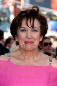 Roselyne Bachelot attends the 'La Venus A La Fourrure' premiere during The 66th Annual Cannes Film Festival at Theatre Lumiere on May 25 2013 in...