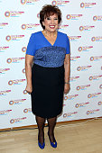 Roselyne Bachelot attends the Launch of 'Pasteur Don 2015' at Institut Pasteur on October 7 2015 in Paris France