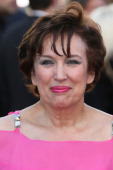 Roselyne Bachelot attends the Premiere of 'La Venus A La Fourrure' at The 66th Annual Cannes Film Festival on May 25 2013 in Cannes France