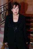 Roselyne Bachelot Narquin attend 'Global Gift Gala' at Hotel George V on May 13 2013 in Paris France