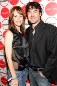 Rosemarie DeWitt and Ron Livingston during Entertainment Weekly Magazine 4th Annual PreEmmy Party Inside at Republic in Los Angeles California United...