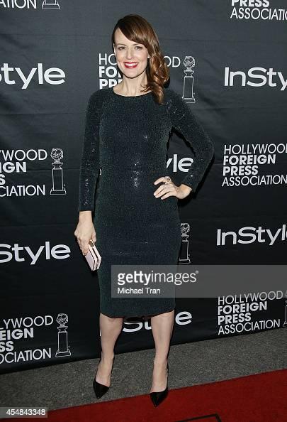 Rosemarie DeWitt arrives at the HFPA InStyle's 2014 TIFF Celebration held during the 2014 Toronto International Film Festival on September 6 2014 in...