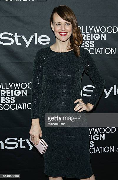Rosemarie DeWitt arrives at the HFPA InStyle's 2014 TIFF Celebration held during the 2014 Toronto International Film Festival on September 6 2014 in...