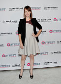 Rosemarie DeWitt attends the 2015 Outfest Legacy Awards at Vibiana on November 5 2015 in Los Angeles California