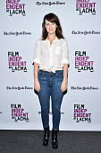 Rosemarie DeWitt attends the Film Independent At LACMA Live Read of 'Stand By Me' at Bing Theatre At LACMA on March 17 2016 in Los Angeles California