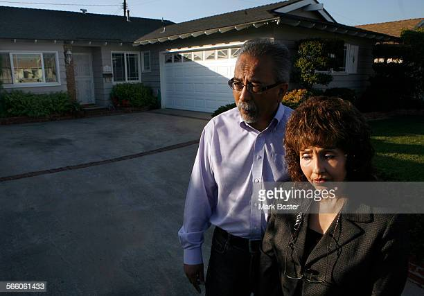 Rosemary and Rudy Naval are living a nightmare in the Carson home that they hoped would be a safe haven The Navals are living in one of the 275 homes...