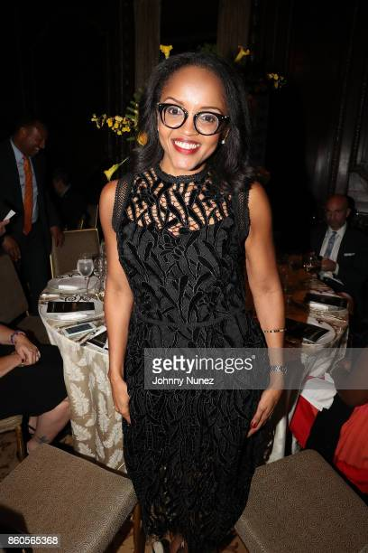 Rosemary Mercedes Attends The 2017 HPRA Bravo Awards at Lotte New York Palace on October 11 2017 in New York City
