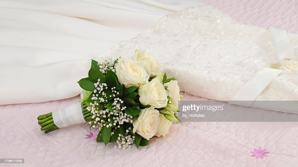 Roses bouquet : Stock Photo
