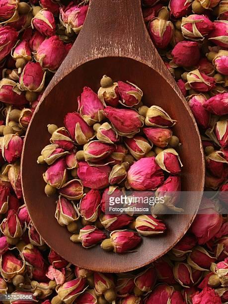 Rose per il tè