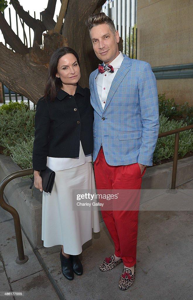 David Webb And Fashion At LACMA