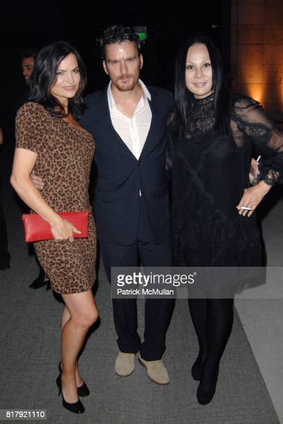 Rosetta Getty Balthazar Getty and Eva Chow attend Fashioning Fashion Private Dinner at the Los Angeles County Museum of Art Sponsored by Van Cleef...