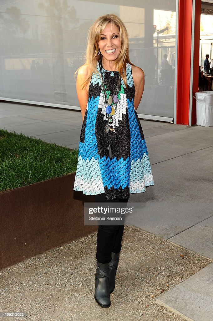 Rosette Delug attends LACMA Celebrates Opening Of James Turrell: A Retrospective at LACMA on May 22, 2013 in Los Angeles, California.