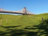 Rosevelt island bridge.