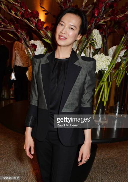 Rosey Chan attends '8 Years Of My Life' an intimate evening of music with Rosey Chan which she hosted with Client Earth at Cafe Royal on May 15 2017...
