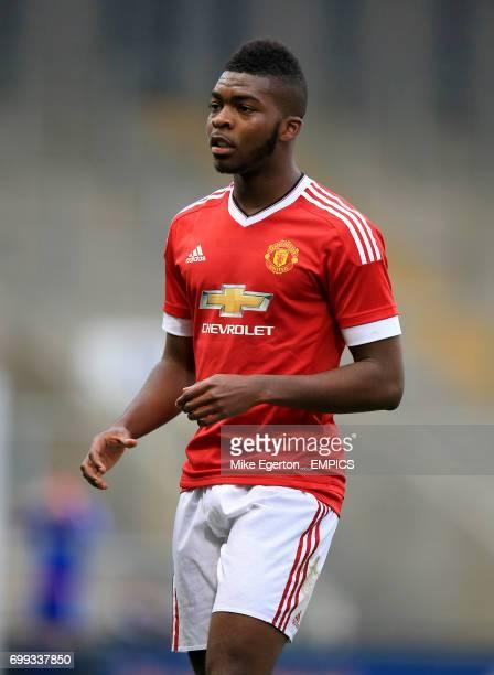 RoShaun Williams Manchester United