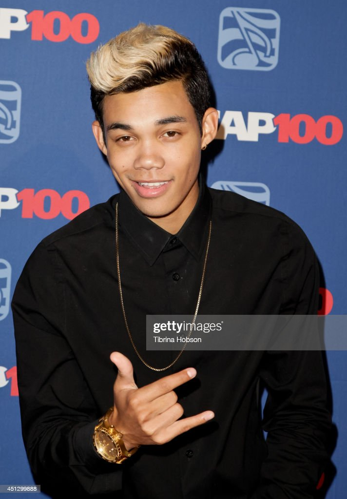 Roshon Fegan attends the ASCAP 27th annual Rhythm Soul Music Awards at The Beverly Hilton Hotel on June 26 2014 in Beverly Hills California