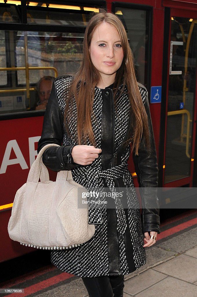 <a gi-track='captionPersonalityLinkClicked' href=/galleries/search?phrase=Rosie+Fortescue&family=editorial&specificpeople=7851088 ng-click='$event.stopPropagation()'>Rosie Fortescue</a> sighted in Westminister on September 24, 2011 in London, England.