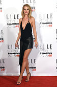 Rosie HuntingtonWhiteley attends the Elle Style Awards 2015 at Sky Garden @ The Walkie Talkie Tower on February 24 2015 in London UK