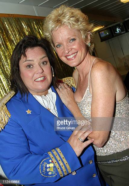Rosie O'Donnell and Christine Ebersole *EXCLUSIVE*