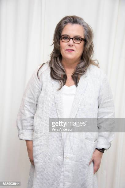 Rosie O'Donnell at the 'SMILF' Press Conference at the SLS Hotel on October 6 2017 in Beverly Hills California