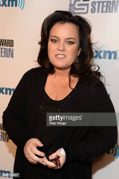 Rosie O'Donnell attends 'Howard Stern's Birthday Bash' presented by SiriusXM produced by Howard Stern Productions at Hammerstein Ballroom on January...