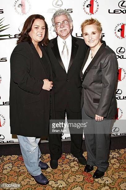 Rosie O'Donnell Joel Siegel and Melissa Etheridge