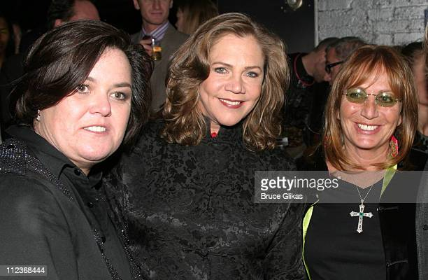Rosie O'Donnell Kathleen Turner and Penny Marshall