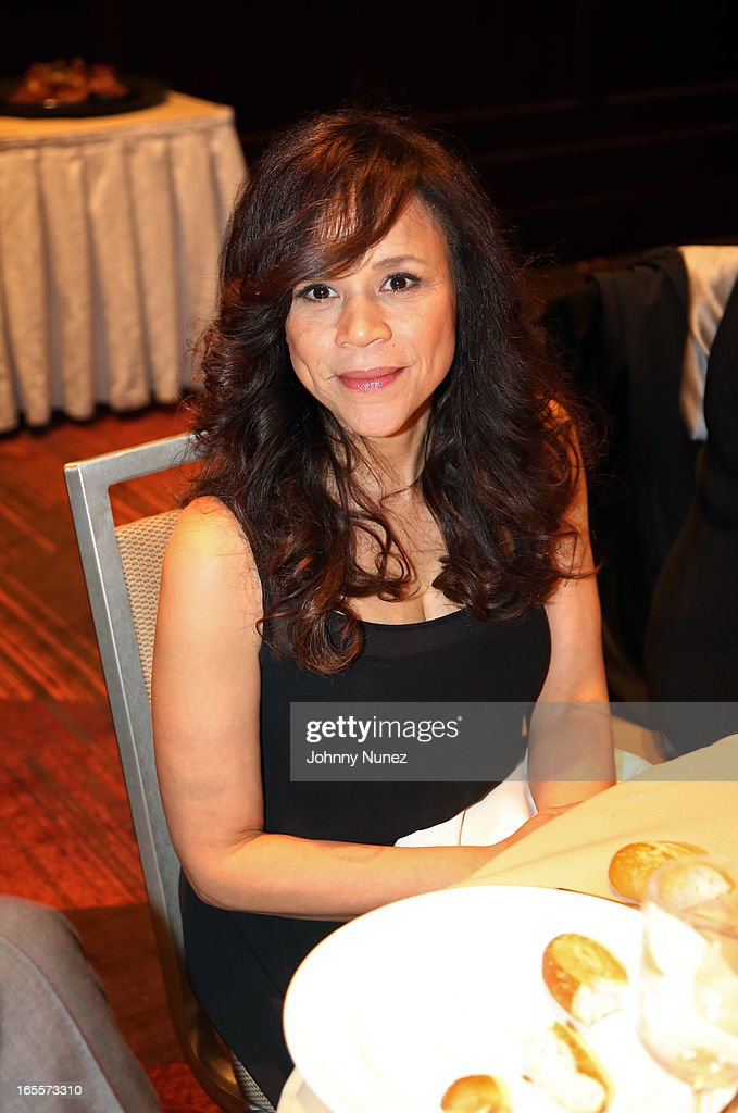 Rosie Perez attends the 2013 Keepers Of The Dream Awards at the Sheraton New York Hotel & Towers on April 4, 2013, in New York City.