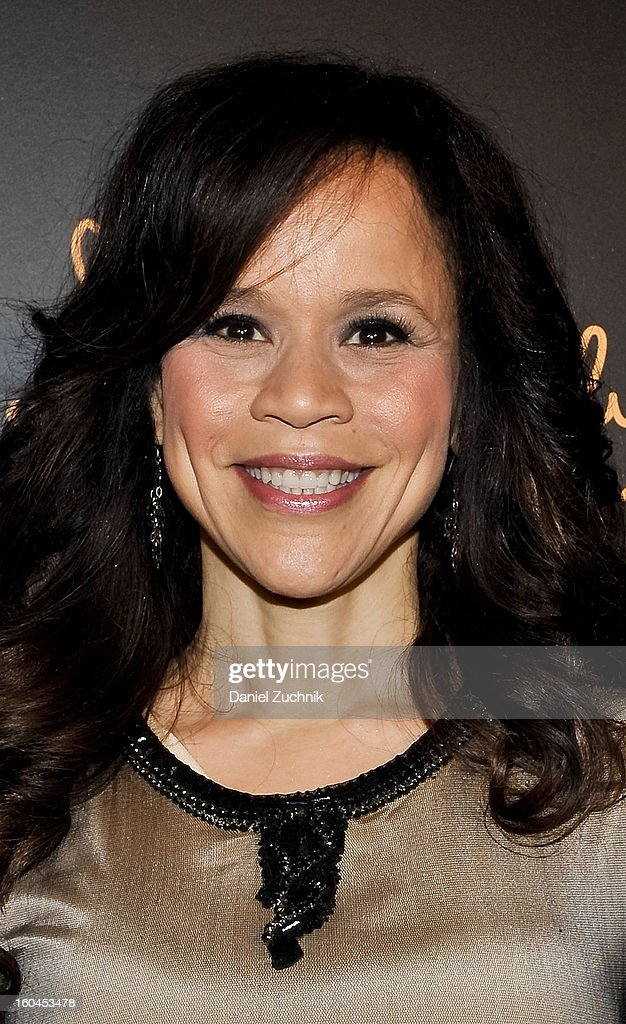 Rosie Perez attends the 2013 We Are Family Foundation Gala at Hammerstein Ballroom on January 31, 2013 in New York City.