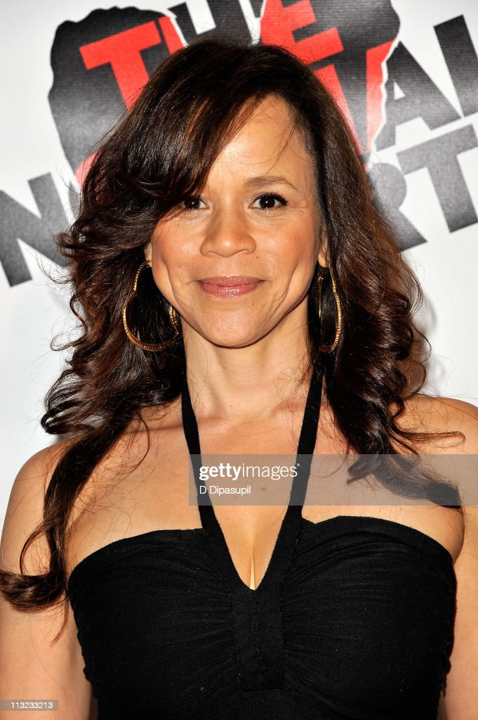 Rosie Perez attends the Broadway opening night of 'The Normal Heart' at The Golden Theatre on April 27, 2011 in New York City.