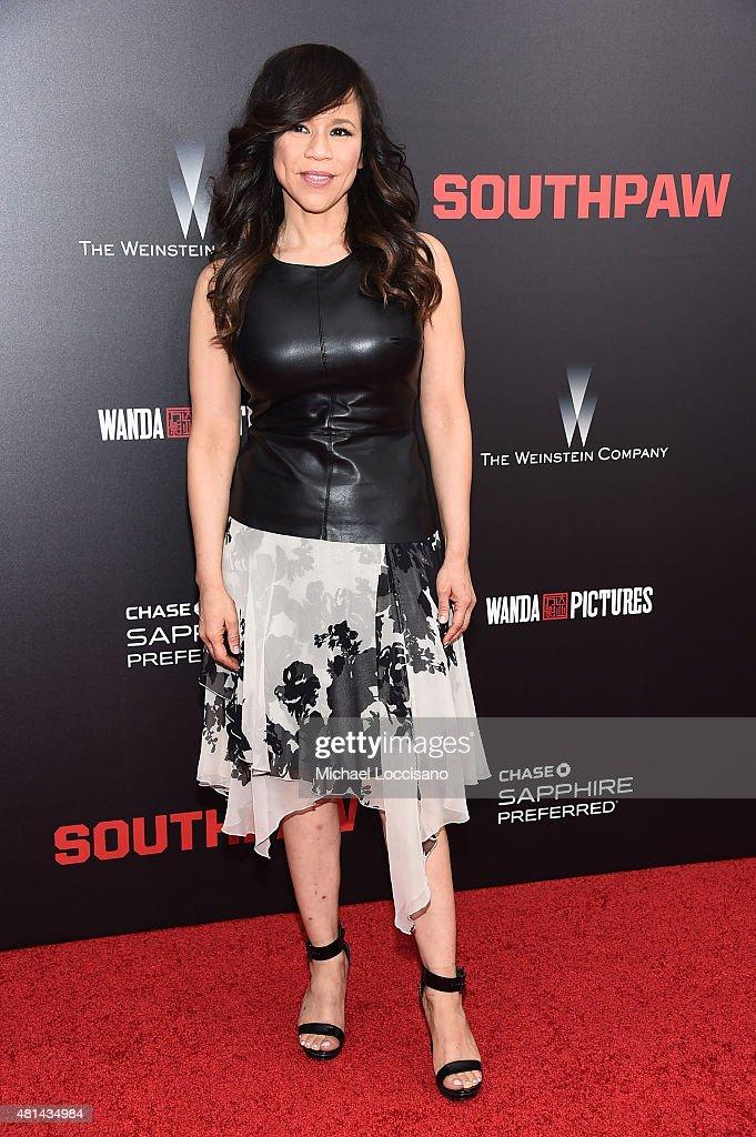 """Southpaw"" New York Premiere"