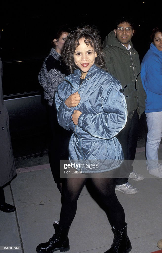<a gi-track='captionPersonalityLinkClicked' href=/galleries/search?phrase=Rosie+Perez&family=editorial&specificpeople=171833 ng-click='$event.stopPropagation()'>Rosie Perez</a> during Los Angeles Premiere of 'Hoffa' to Benefit Tripod Hoffa at Academy Theatre in Beverly Hills, California, United States.