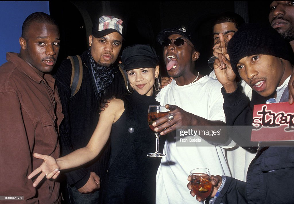 <a gi-track='captionPersonalityLinkClicked' href=/galleries/search?phrase=Rosie+Perez&family=editorial&specificpeople=171833 ng-click='$event.stopPropagation()'>Rosie Perez</a> (center), Fredro Starr of Onyx (far right) and guests